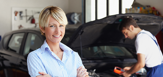 Your car's fluids should be checked